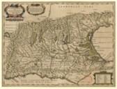 Italia Gallica sive gallia Cisalpina / ex conatibus geographicis Abrah. Ortelij ; Patrus Kaerius caelavit