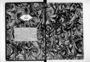 Recueil de pièces de vers d'un grand nombre d'auteurs de la seconde moitié du XVIe et de la première moitié du XVIIe siècle.