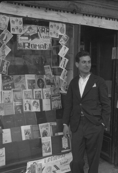 Bookseller Niyazi Bey