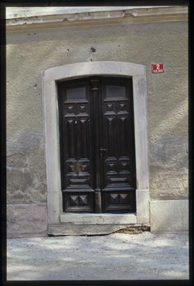 Kostanjevica na Krki - Hiša Ulica talcev 2, fotografija