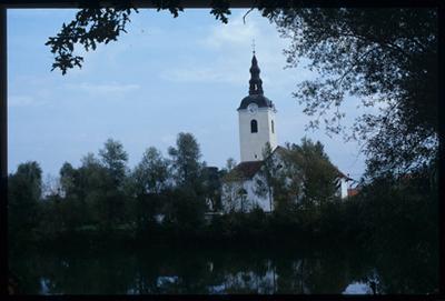Kostanjevica na Krki - Cerkev sv. Jakoba, fotografija
