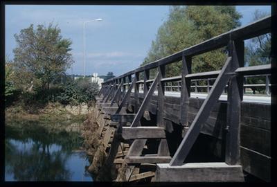 Kostanjevica na krki - Južni most, fotografija