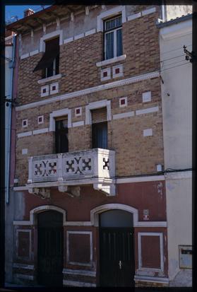 Piran - Hiša Dantejeva ulica 19, fotografija