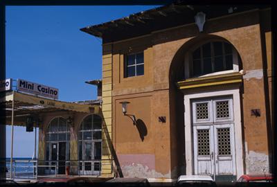 Piran - Tartinijevo gledališče, fotografija