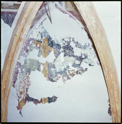 Sedlo pri Breginju - Cerkev sv. Križa na pokopališču, fotografija