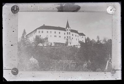 Klevevž - Grad (grafika, fotografija), fotografija