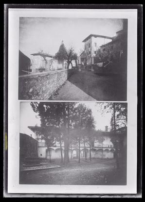 Štanjel - Vas, panorama (razglednica, fotografija), fotografija