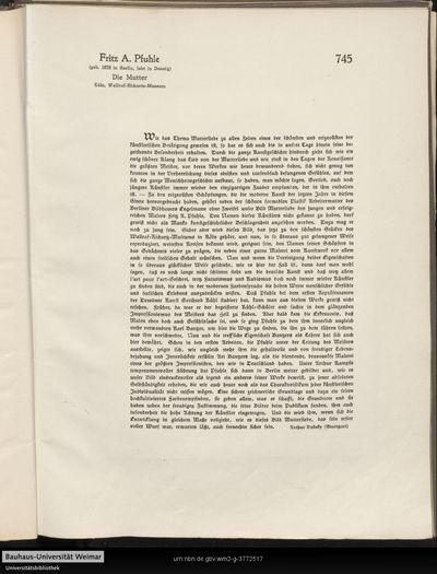 [Abbildungen und Erläuterungen, 745 - 750