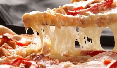 Пица с розмарин и чубрица