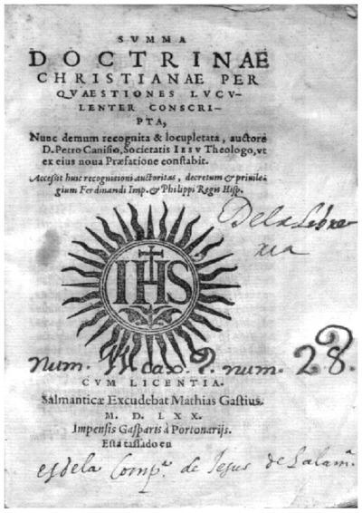 Summa doctrinae christianae