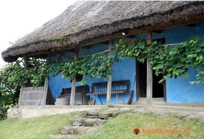 Gospodărie ţărănească din satul Sic