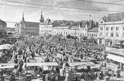 Piaţa Mihai Viteazul