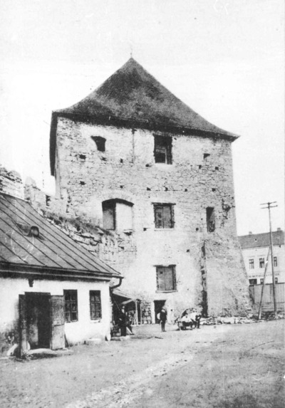 Bastionul Croitorilor (strada Baba Novac)