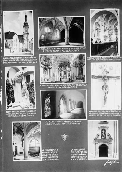 Biserica şi mânăstirea franciscană (Piaţa Muzeului)