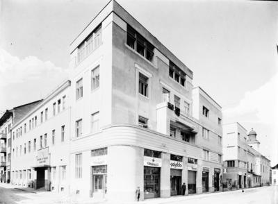 Academia de Muzică Gheorghe Dima (strada I.C. Brătianu)