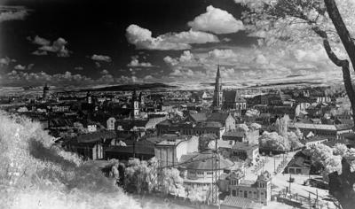 Cluj-Napoca, vedere panoramică