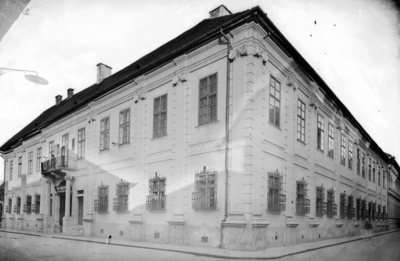 Palatul Toldalagi-Korda (strada I.C. Brătianu)