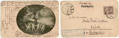 Corespondenţă Octavian Goga - Aurelia Rusu