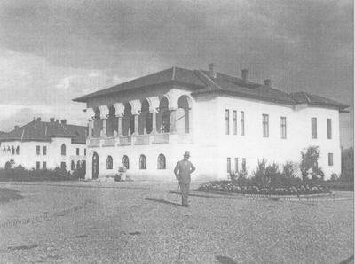 Casa Băniei - 1935