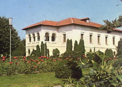 Casa Băniei - astăzi