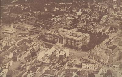 Palatul Justiţiei. Vedere generală