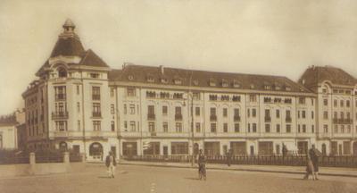 Palatul nou - Casa Albă