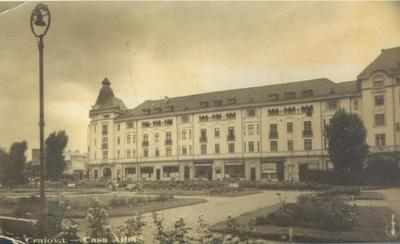 Palatul nou - Casa Albă - 1