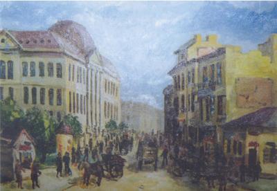 Dardu Rizeanu - Fostul Palat de Justiţie