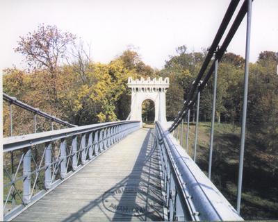 Podul suspendat - astăzi