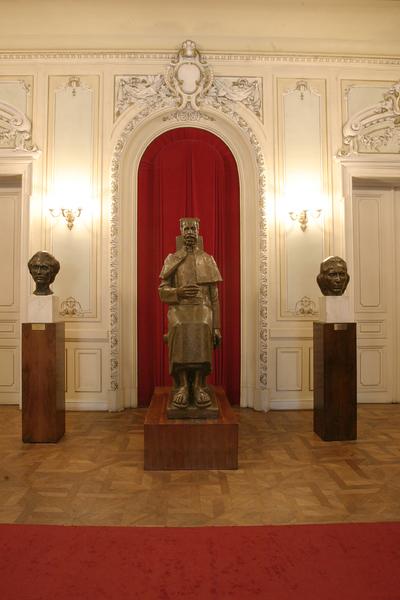 Interior al Muzeului de Artă din Craiova_60