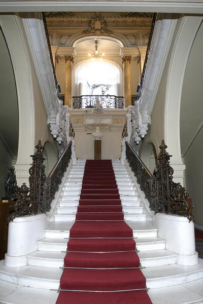 Interior al Muzeului de Artă din Craiova_61