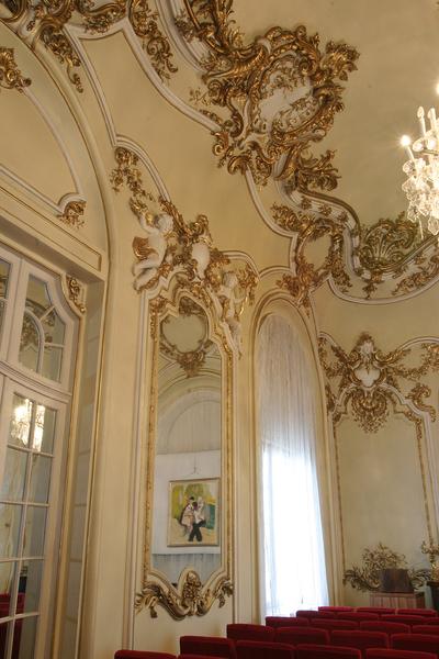 Interior al Muzeului de Artă din Craiova_71