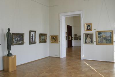 Interior al Muzeului de Artă din Craiova_75