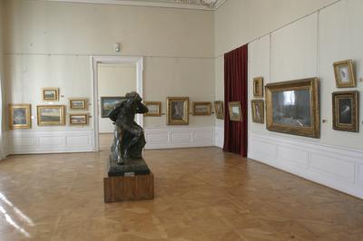 Interior al Muzeului de Artă din Craiova_77
