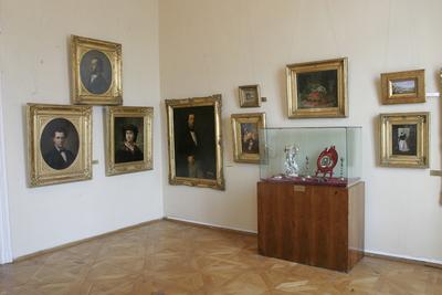 Interior al Muzeului de Artă din Craiova_79