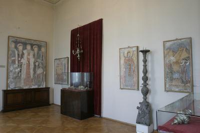 Interior al Muzeului de Artă din Craiova_81