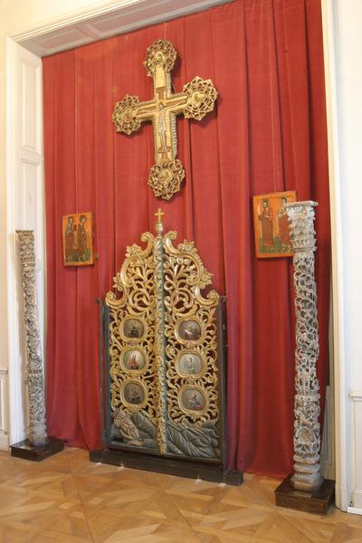 Interior al Muzeului de Artă din Craiova_82