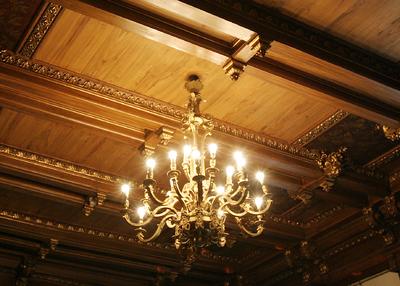 Interior al Muzeului de Artă din Craiova_85