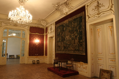 Interior al Muzeului de Artă din Craiova_87