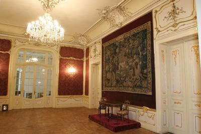 Interior al Muzeului de Artă din Craiova_89