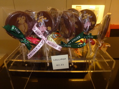 chocolate lollipops for special occasions