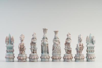 Sakkfigura - király