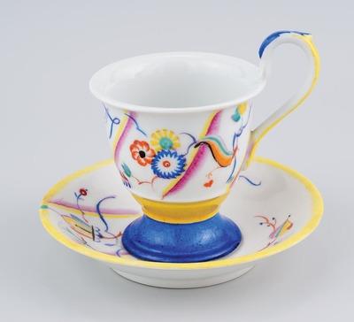 Csésze aljjal
