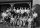 [Salop Hockey Trials at County Field, Shrewsbury]
