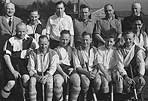 Ruthin and Oswestry Hockey Teams]