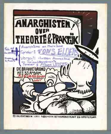 Anarchisten over theorie & praktijk