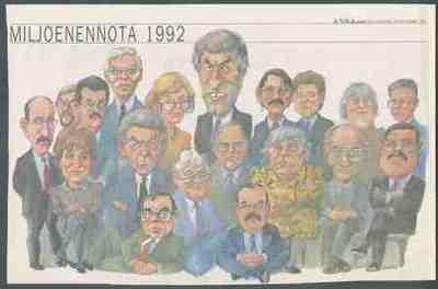 Miljoenennota 1992