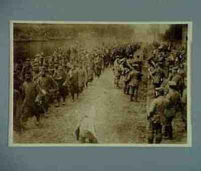 Gefangene Französen