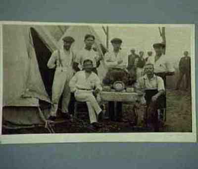 German POW's at the Isle of Man