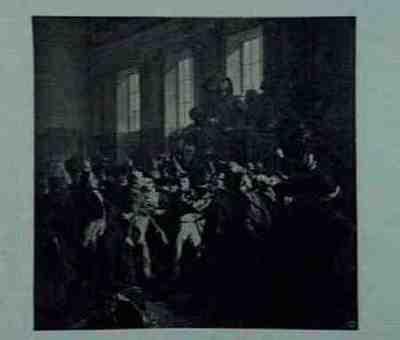 Group portrait Napoléon